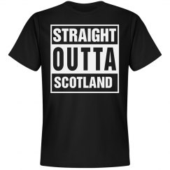 Straight Outta Scotland