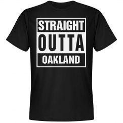 Straight Outta Oakland