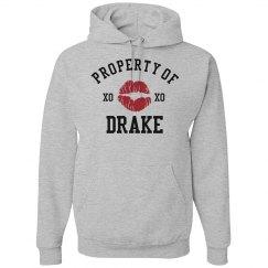 Property of Drake Hoodie