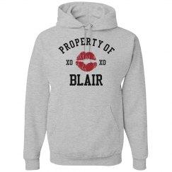 Property of Blair Hoodie
