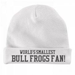 World's Smallest Bull Frogs Fan!