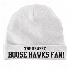 The Newest Hoose Hawks Fan!