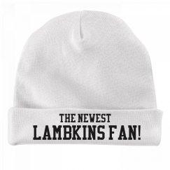 The Newest Lambkins Fan!