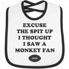 Funny I Thought I Saw A Monkey Fan