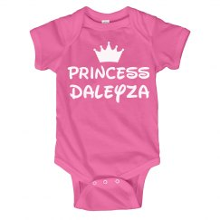 Princess Baby Daleyza
