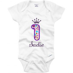 Sadie 1st Birthday Outfit