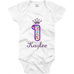 Kaylee 1st Birthday Outfit
