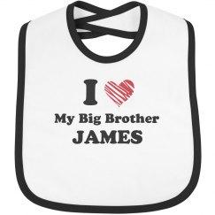 I Love My Big Brother James