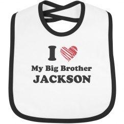 I Love My Big Brother Jackson