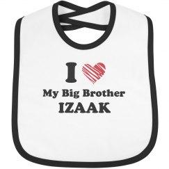 I Love My Big Brother Izaak