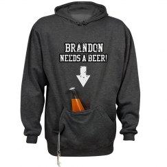 Brandon Needs A Beer