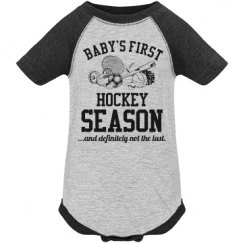 Baby's First Hockey Season