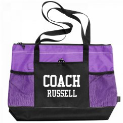 Coach Russell Sports Bag