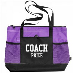 Coach Price Sports Bag