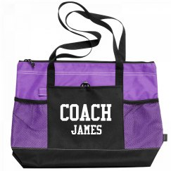 Coach James Sports Bag