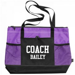 Coach Bailey Sports Bag