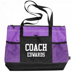 Coach Edwards Sports Bag