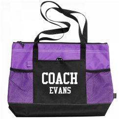 Coach Evans Sports Bag