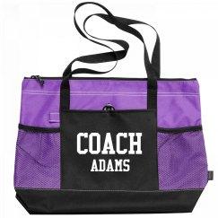 Coach Adams Sports Bag
