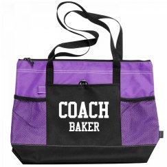 Coach Baker Sports Bag