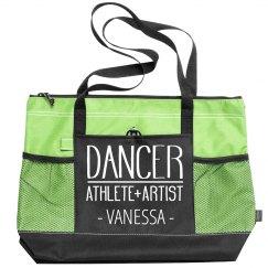 Dancer Athlete & Artist Vanessa