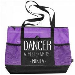 Dancer Athlete & Artist Nikita