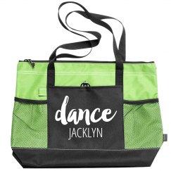 Ballet Dance Bag Jacklyn