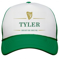 Tyler Might Be Drunk St Pat's