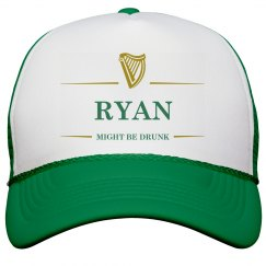 Ryan Might Be Drunk St Pat's