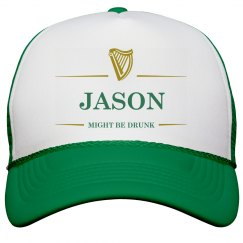 Jason Might Be Drunk St Pat's