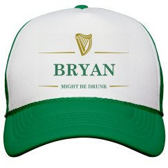 Bryan Might Be Drunk St Pat's