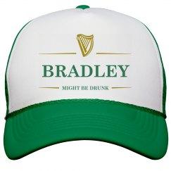 Bradley Might Be Drunk St Pat's