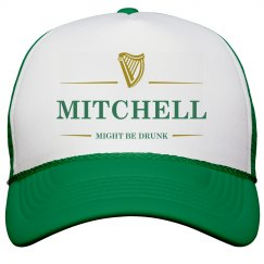 Mitchell Might Be Drunk St Pat's