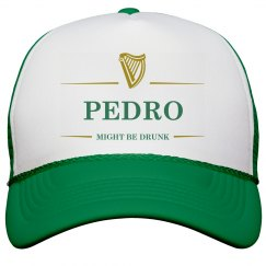 Pedro Might Be Drunk St Pat's