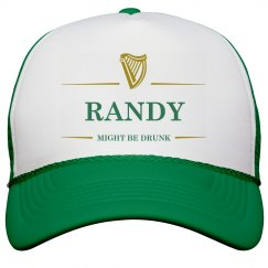 Randy Might Be Drunk St Pat's