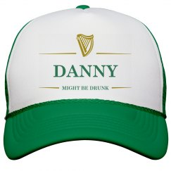 Danny Might Be Drunk St Pat's