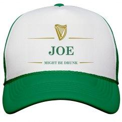Joe Might Be Drunk St Pat's