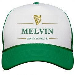 Melvin Might Be Drunk St Pat's