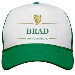 Brad Might Be Drunk St Pat's