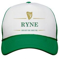 Ryne Might Be Drunk St Pat's