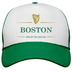 Boston Might Be Drunk St Pat's
