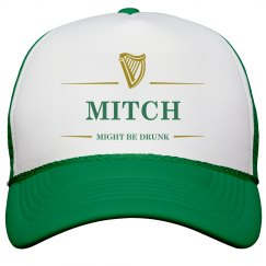 Mitch Might Be Drunk St Pat's