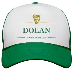 Dolan Might Be Drunk St Pat's