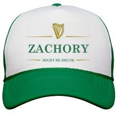 Zachory Might Be Drunk St Pat's