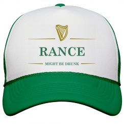 Rance Might Be Drunk St Pat's