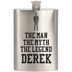 Man, Myth, Legend Derek