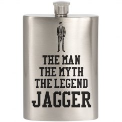 Man, Myth, Legend Jagger