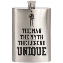 Man, Myth, Legend Unique