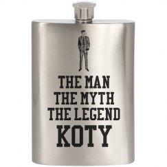 Man, Myth, Legend Koty