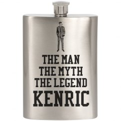 Man, Myth, Legend Kenric